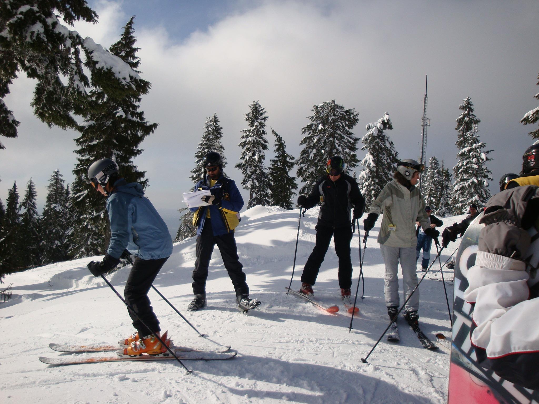 Skischule willingen skifahren lernen
