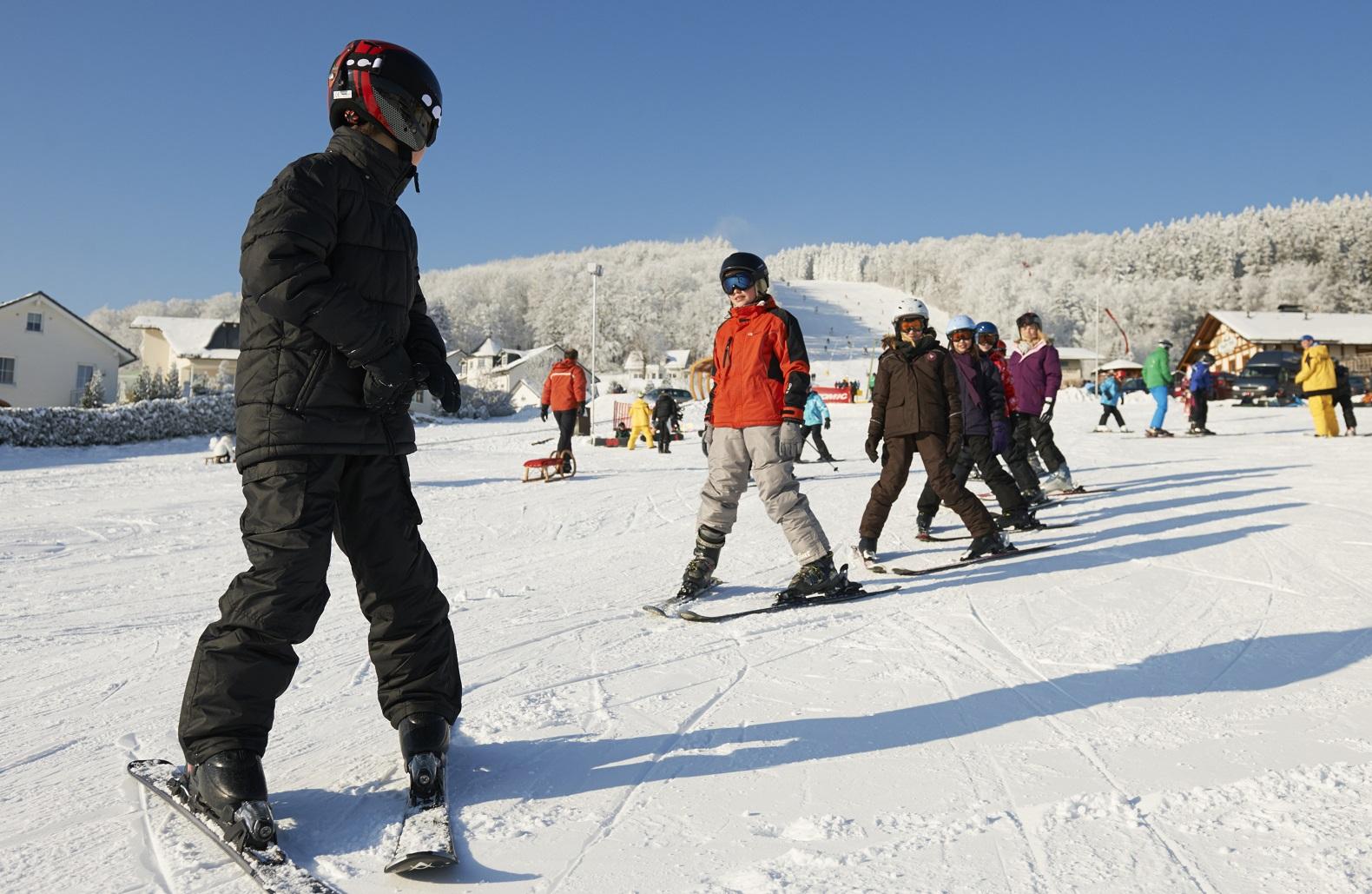 Skischule willingen skifahren lernen für kinder skikurse