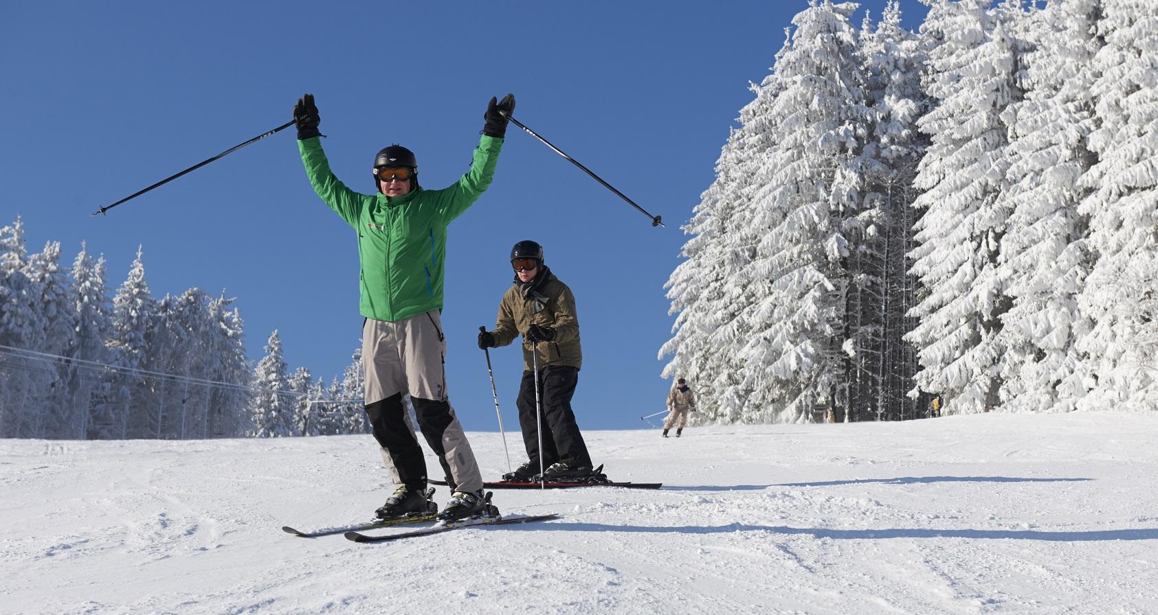 Die häufigsten anfängerfehler beim skifahren u und wie man sie
